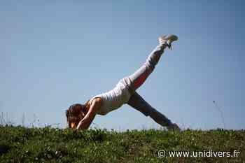 Yoga en plein air jeudi 23 juillet 2020 - Unidivers