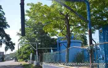 [Fotogalería] Nuevamente escasea el agua en la colonia las Gaviotas - El Heraldo de Tabasco