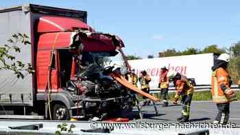 Schwerer A2-Unfall zwischen Peine und Braunschweig - Wolfsburger Nachrichten