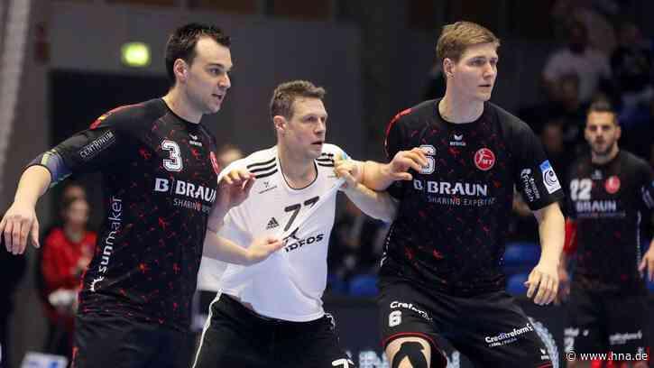 Bundesligist MT Melsungen erhält Startplatz für den Handball-Europapokal - hna.de