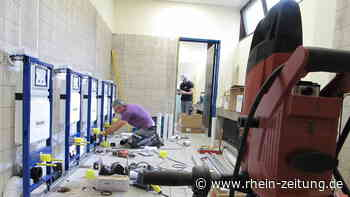 Kreis Kusel stellt 95 000 Euro zur Verfügung: Veldenzgymnasium wird renoviert - Rhein-Zeitung