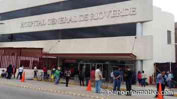Hospital de Rioverde por rebasar su capacidad - Plano informativo