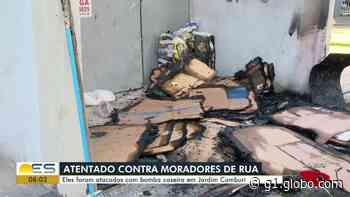 Travesti em situação de rua é agredida e tem pertences queimados em Vitória - G1