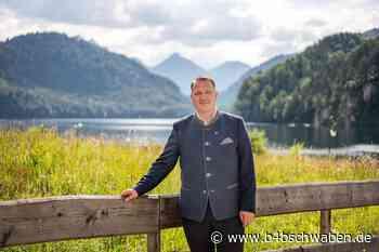 Das ist der Leiter des neuen AMERON bei Neuschwanstein - Kaufbeuren / Ostallgäu - B4B Schwaben