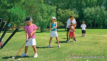 Golf / Multisports camp Bois le Roi dimanche 26 juillet 2020 - Unidivers