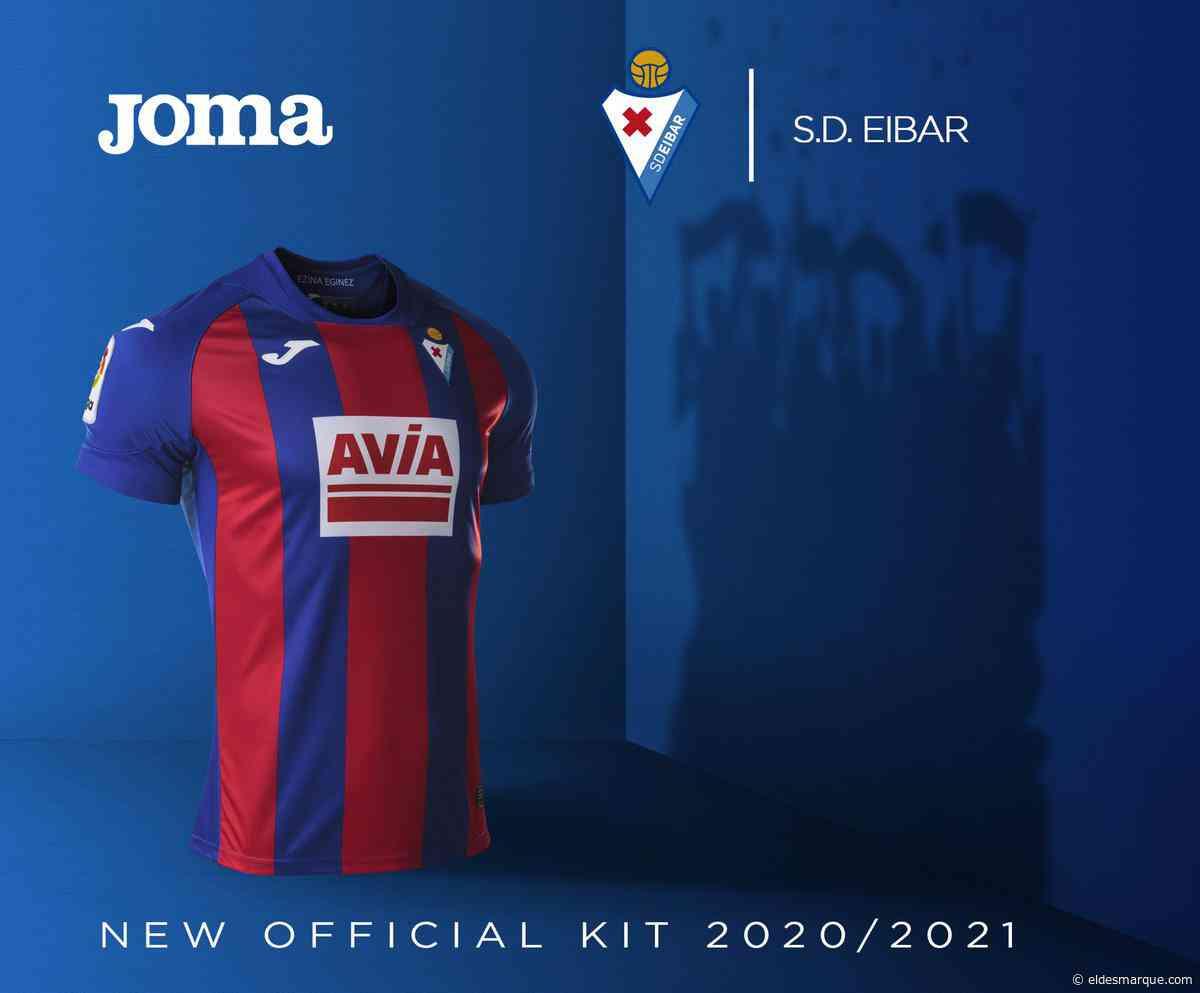 El Eibar presenta sus camisetas para la nueva temporada con tintes nostálgicos - ElDesmarque Gipuzkoa