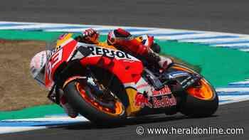 Márquez declared fit to race in MotoGP despite broken arm - Rock Hill Herald