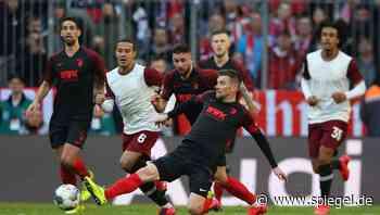 +++ Fußball-Transferticker +++: Die Ära Daniel Baier in Augsburg ist vorbei - DER SPIEGEL