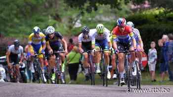 Tour de Wallonie : Templeuve arrivée de la 1ère étape, Tubize refuse de lancer la 2e - RTBF