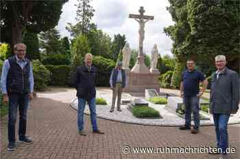 """Vredener """"Garten der Ruhe"""" erstrahlt in neuem Glanz - Ruhr Nachrichten"""