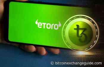 Tezos (XTZ) Tops eToro's Latest Q2 2020 Investor Growth Ranking Report: The Tie Research - Bitcoin Exchange Guide
