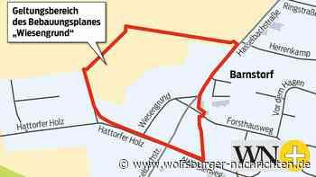 Barnstorf - Kita auf dem Dorfplatz? - Wolfsburger Nachrichten