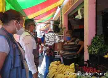 Personal de la jurisdicción XI inspecciona negocios de Nanchital - Imagen del Golfo