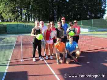 La fête du tennis a eu lieu sur les courts - La Montagne