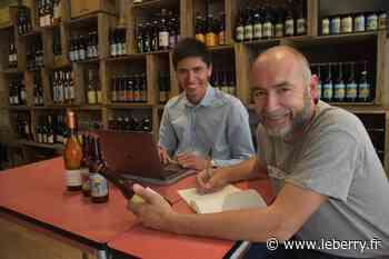Environnement - Saint-Amand-Montrond : un entrepreneur et un étudiant portent un projet de collecte et de lavage des bouteilles - Le Berry Républicain