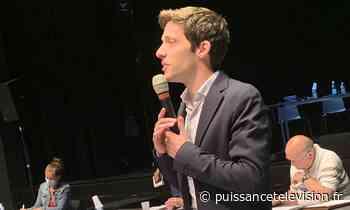 Quentin Brière élu Président de l'agglomération Saint-Dizier Der et Blaise - Puissance Télévision - Puissance Télévision