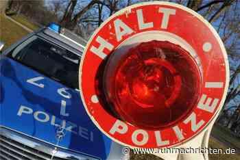 Polizei erwischt 15-Jährigen beim Fahren unter Drogeneinfluss - Ruhr Nachrichten