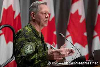 Chief of defence staff Jonathan Vance announces impending retirement - 100 Mile House Free Press