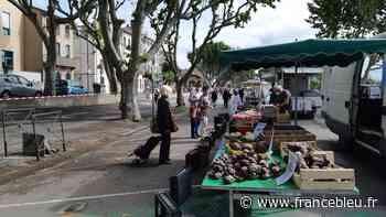 À Carpentras, masque obligatoire sur le marché de plein air - France Bleu