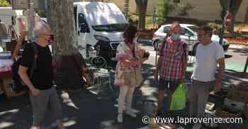 Carpentras : un arrêté pour obligation du port du masque à la brocante et sur les marchés - La Provence