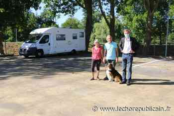 Sept emplacements pour camping-cars sont désormais disponibles à Nogent-le-Rotrou - Echo Républicain