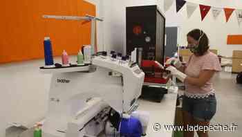 Un stage de création textile pour les jeunes au fablab Auch-Gers - LaDepeche.fr