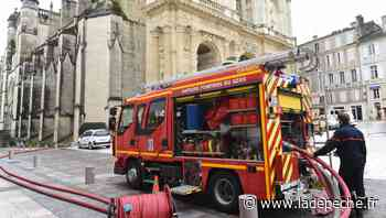 Auch : la cathédrale en sécurité contre les risques d'incendie - ladepeche.fr