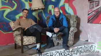 Große Pläne für Kunst und Kultur: Junge Leute in Teterow setzen auf Gemeinschaftszentrum | Nordkurier.de - Nordkurier