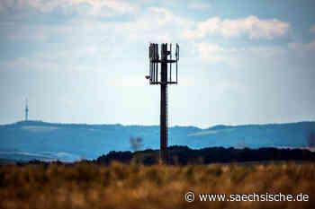 Mobilfunknetz wird in Lommatzsch ausgebaut - Sächsische Zeitung
