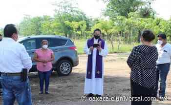 Inauguran nuevo panteón de Loma Bonita, acondicionado tras saturación por muertes de Covid-19 - El Universal