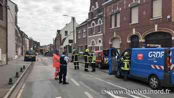 Laventie : 24 enfants confinés une heure suite à une fuite de gaz rue du Général-de-Gaulle - La Voix du Nord