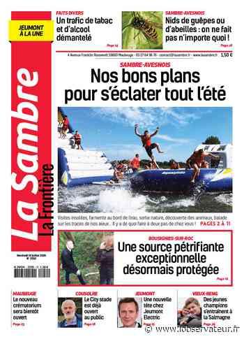 La Sambre (Jeumont) du vendredi 24 juillet 2020 - L'Observateur