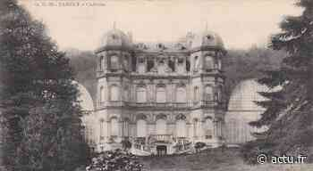 Les trésors d'Elbeuf. Le château Chennevière : le plus atypique des châteaux - actu.fr