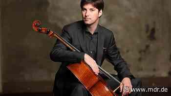 Gewinnen Sie Tickets für Star-Cellist Daniel Müller-Schott in Gera - MDR