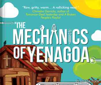 Book Review: The Mechanics of Yenagoa by Michael Afenfia is a page turner - YNaija