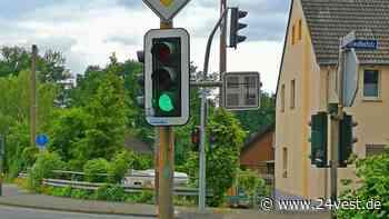 Oer-Erkenschwick: Radfahrer werden ausgebremst - 24VEST