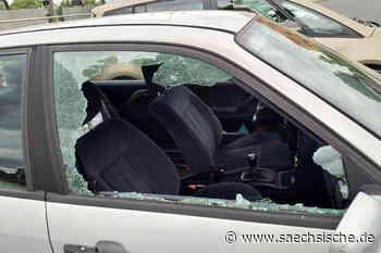 Serie von Autoeinbrüchen in Radeberg - Sächsische Zeitung
