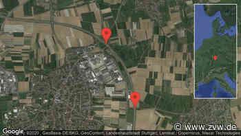 Filderstadt: Stau auf B 27 zwischen Aichtal/B312 und Filderstadt-Ost/Bonlanden in Richtung Stuttgart - Zeitungsverlag Waiblingen