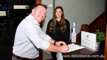 Coronavirus: Hotel embracing COVID safety rues, Dubbo MP Dugald Saunders - Daily Liberal