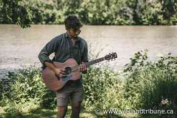 Port Colborne's Gravely James set to release 'Songs from Steve's Shed' - WellandTribune.ca