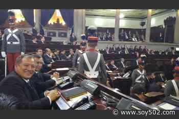 Muere por Covid-19 exdiputado que cedió su curul a Melgar Padilla - Soy502