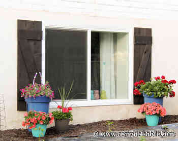 30+ Exterior Shutters for Curb Appeal