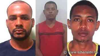 Recapturan a tres de los reos fugados en Ciénaga - El Heraldo (Colombia)