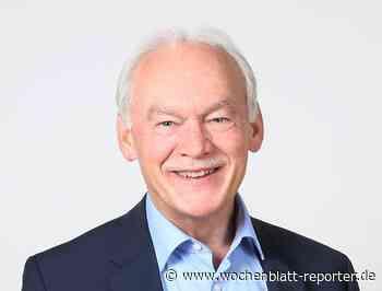 Entscheidung aus gesundheitlichen Gründen: Haßlochs Bürgermeister Lothar Lorch geht in den vorzeitigen Ruhestand - Wochenblatt-Reporter
