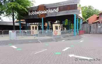 Bobbejaanland breidt mondmaskerplicht uit (Kasterlee) - Gazet van Antwerpen