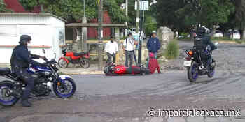 Atropellan a motociclista en San Felipe del Agua - El Imparcial de Oaxaca