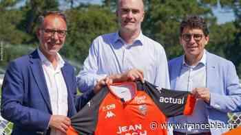 Ligue 1 : le groupe mayennais Actual devient parrain officiel du FC Lorient - France Bleu