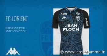 Football. FC Lorient : un troisième maillot pour célébrer la rade [Vidéo] - Le Télégramme