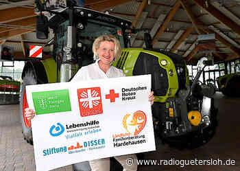 Claas in Harsewinkel spendet 51.000 Euro - Radio Gütersloh