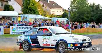 MSC Daun bereitet bereits die Rallye für 2021 vor - Trierischer Volksfreund